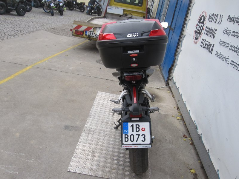 Honda CB 125 R Neo Sports Café bazar