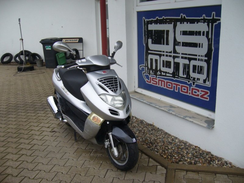 Kymco Bet and Win 250 bazar