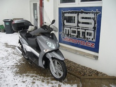 Yamaha VP 250 X-City