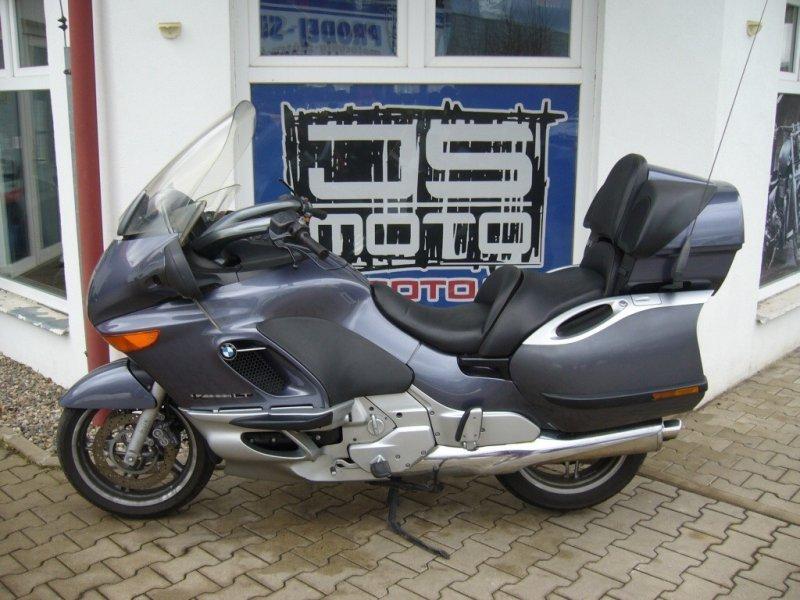 BMW K 1200 LT bazar