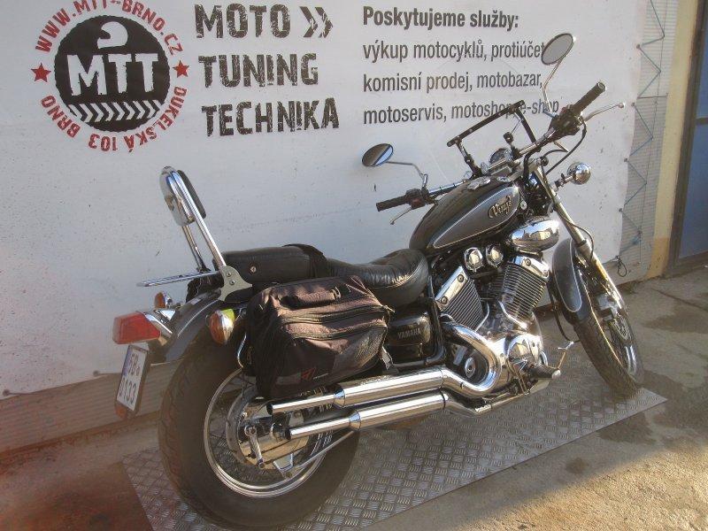 Yamaha XV 500 bazar
