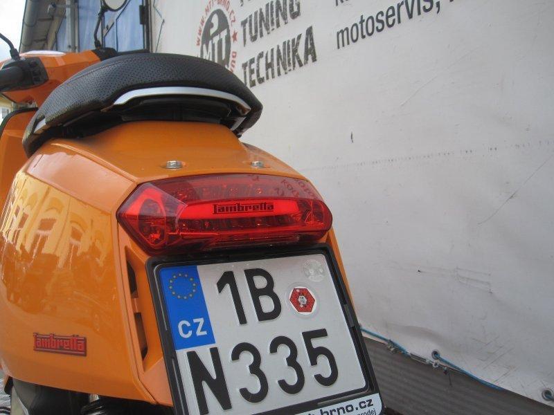 Lambretta V125 Special bazar