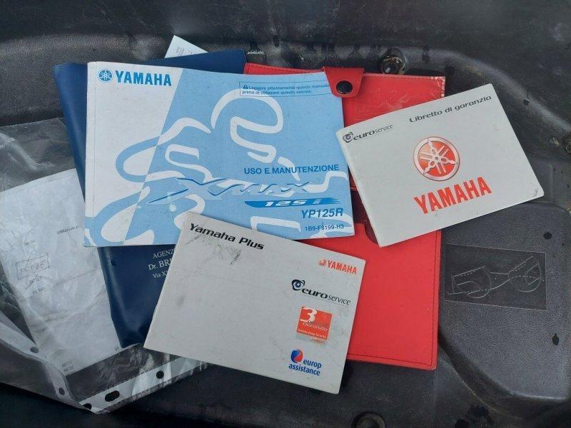 Yamaha X-Max 125 bazar