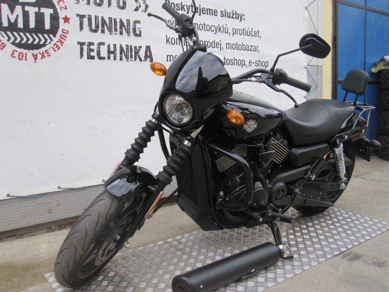Harley-Davidson Street XG 750 bazar