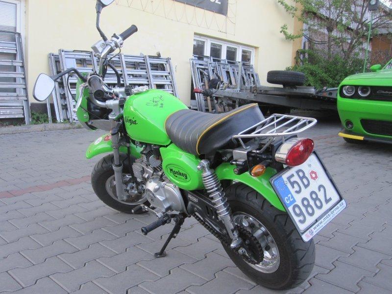 Jincheng Monkey 50 bazar
