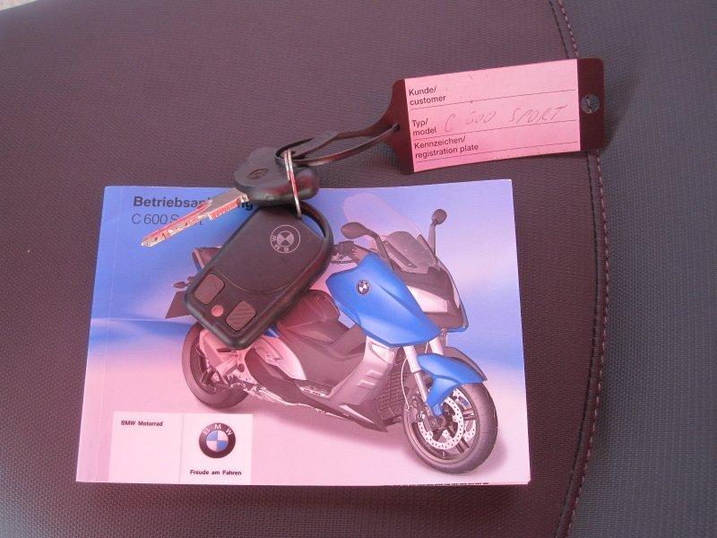 BMW C 600 Sport bazar