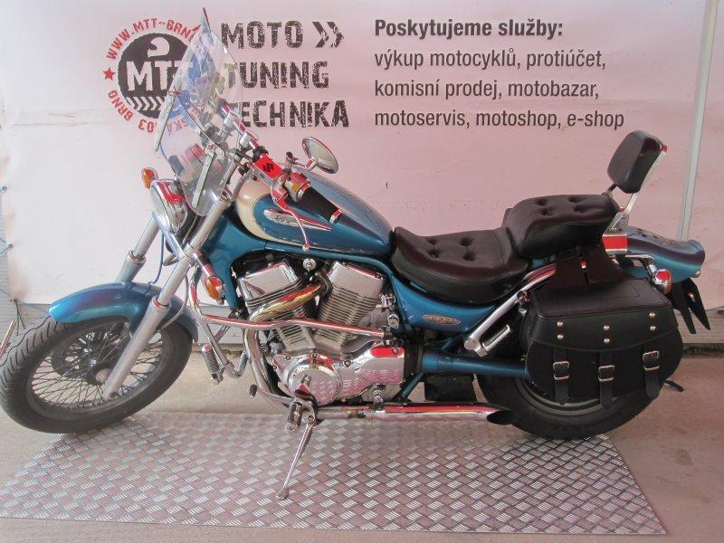 Suzuki VS 1400 Intruder bazar