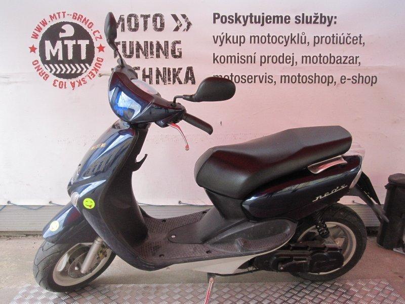 Yamaha Neo´s 50 bazar