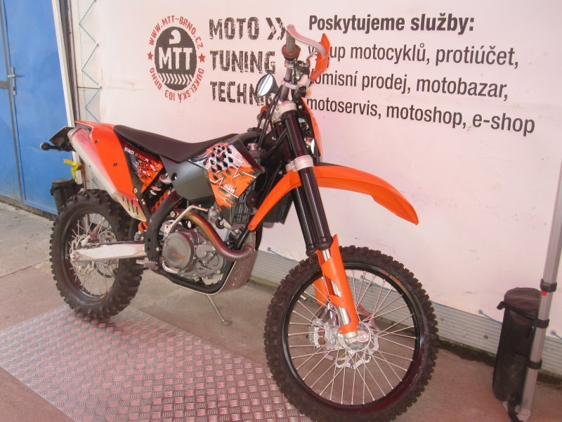 KTM 530 EXC-R bazar