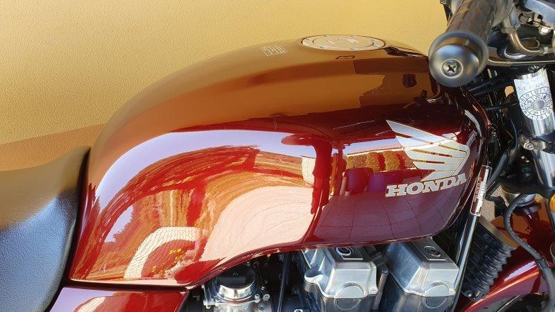 Honda CB 750 F2 Seven-Fifty bazar