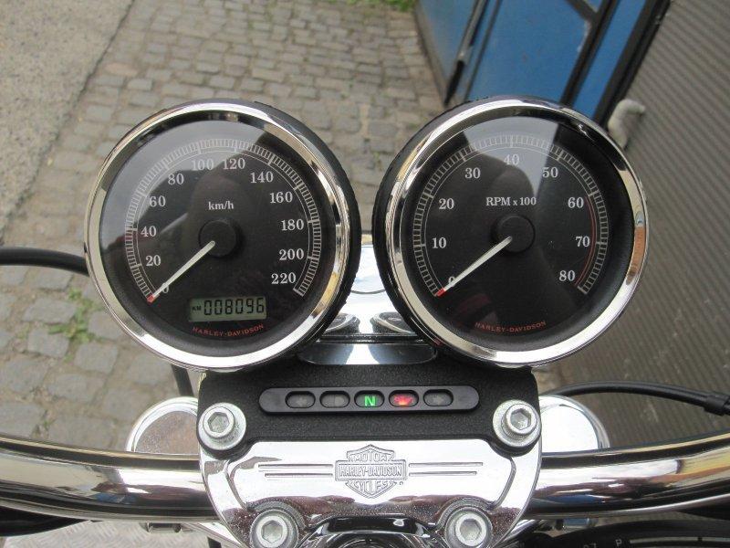 Harley-Davidson XL 1200 R Sportster Roadster bazar