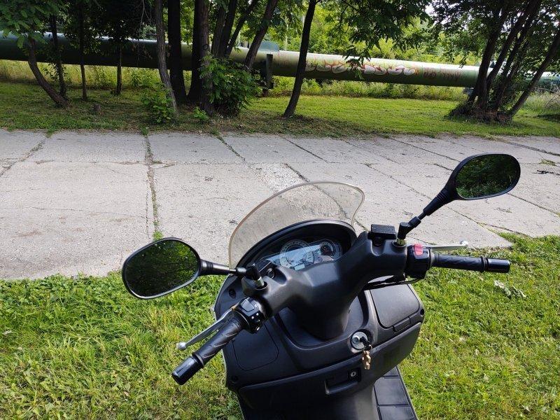 Suzuki AN 200 Burgman bazar