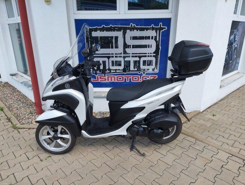 Yamaha MW 125 Tricity bazar