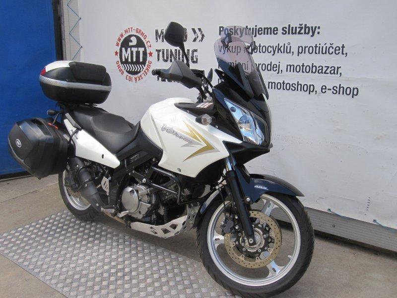 Suzuki DL 650 V-Strom XT ABS bazar
