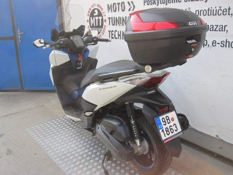 Honda Forza 125 ABS bazar