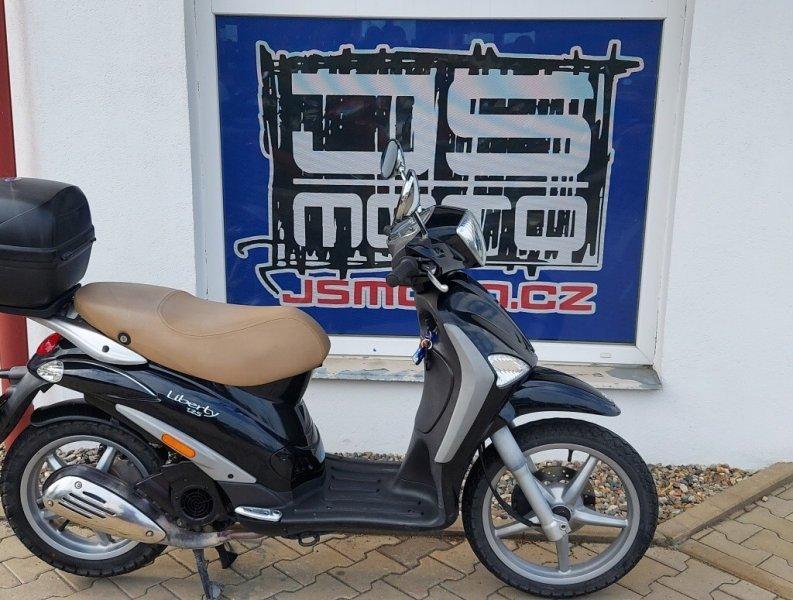 Piaggio Liberty 125 bazar