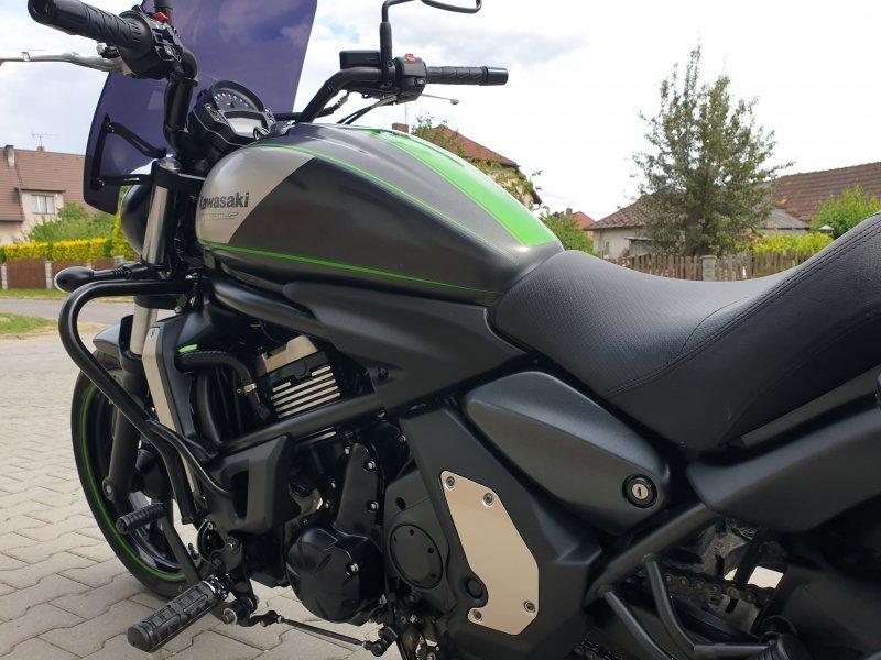 Kawasaki Vulcan S bazar