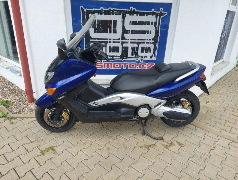 Yamaha T-Max 500 bazar