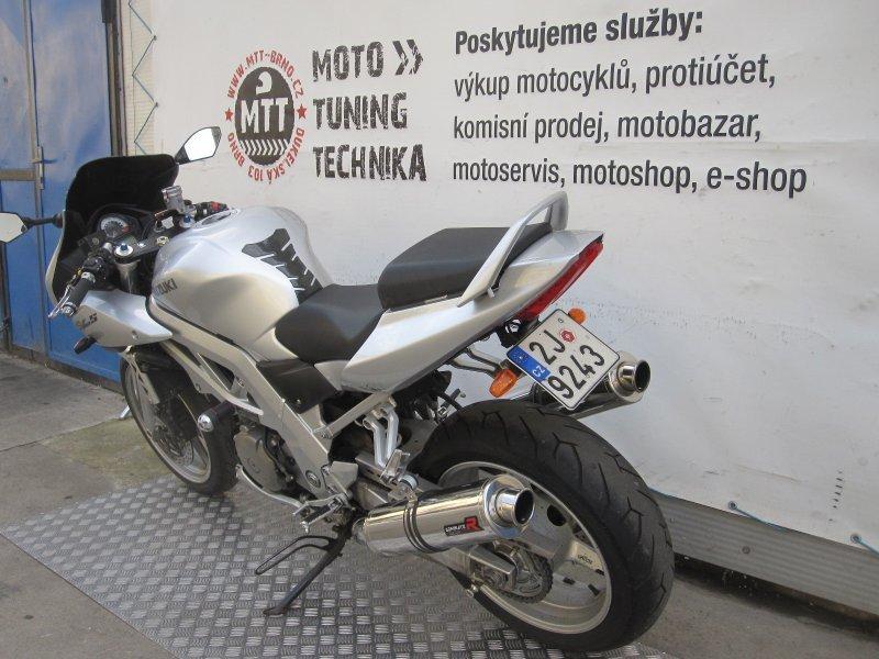 Suzuki SV 1000 S bazar
