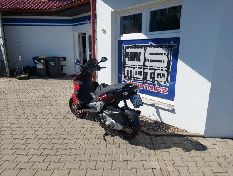 Gilera Runner VXR 200 bazar