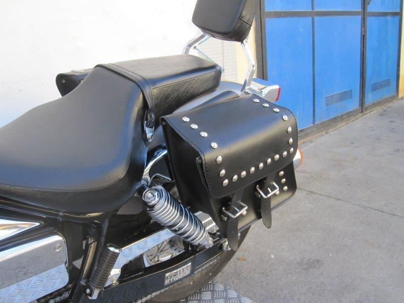 Honda VT 750 DC Black Widow bazar