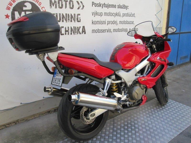 Honda VTR 1000 F FireStorm bazar
