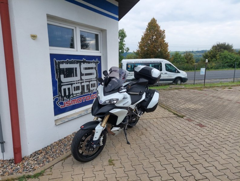 Ducati Multistrada 1200 bazar