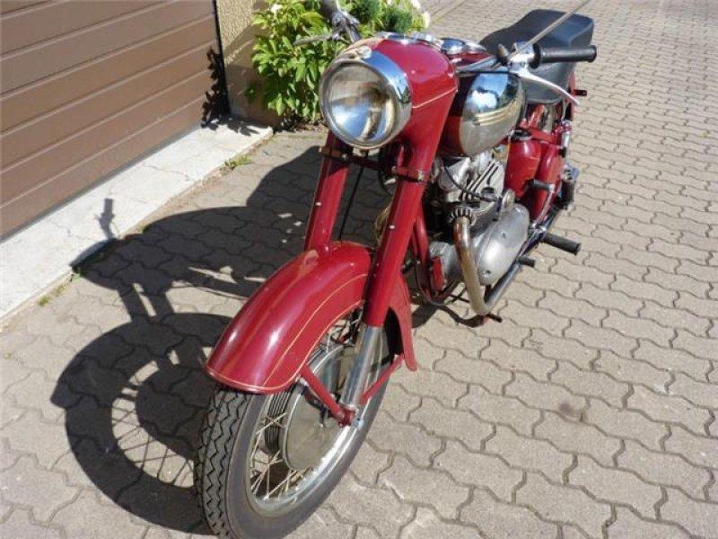 Jawa 500 OHC bazar