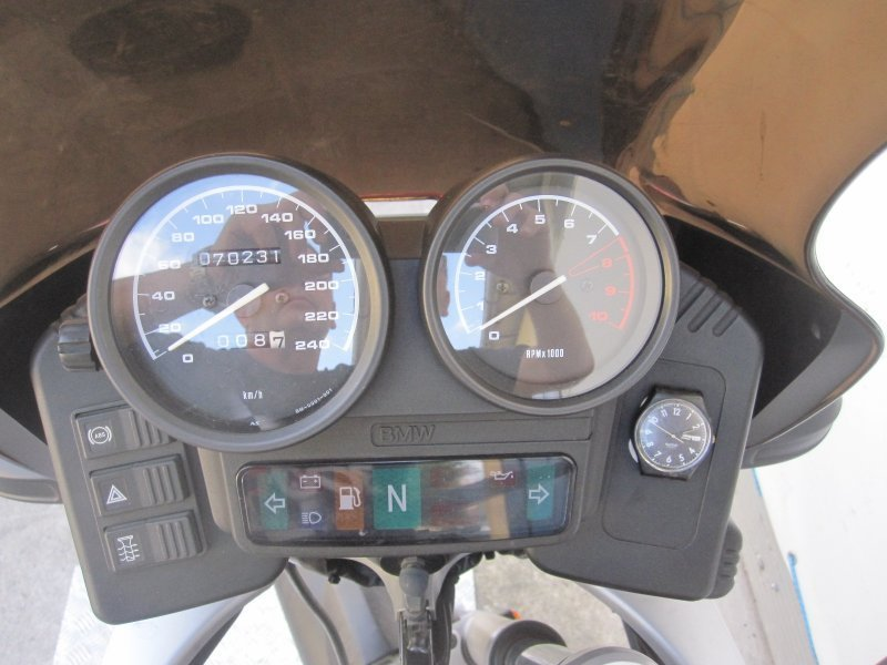 BMW R 1100 GS bazar