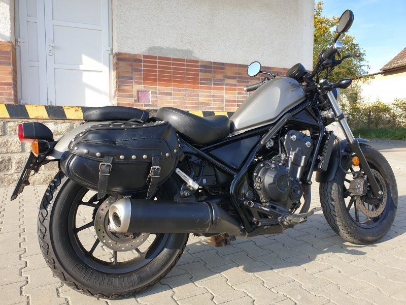 Honda CMX 500 Rebel bazar