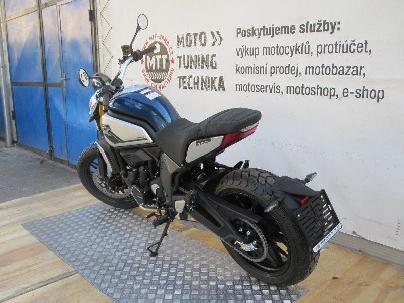 CFmoto CL-X 700 Heritage bazar