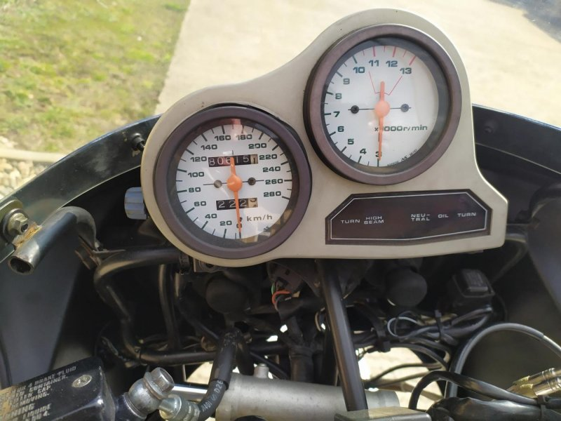 Suzuki GSX-R 1100 bazar
