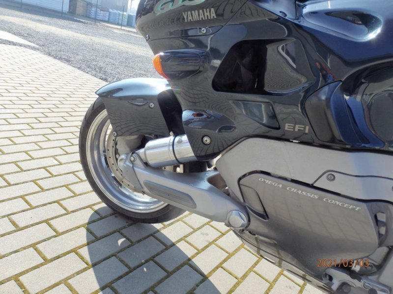 Yamaha GTS 1000 bazar