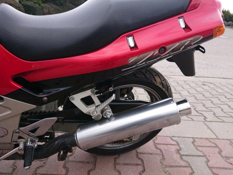 Kawasaki ZZR 600 bazar