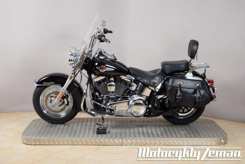 Harley-Davidson FLSTC Heritage Softail Classic bazar